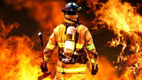 Эффективное пожаротушение с минимальным ущербом от воды