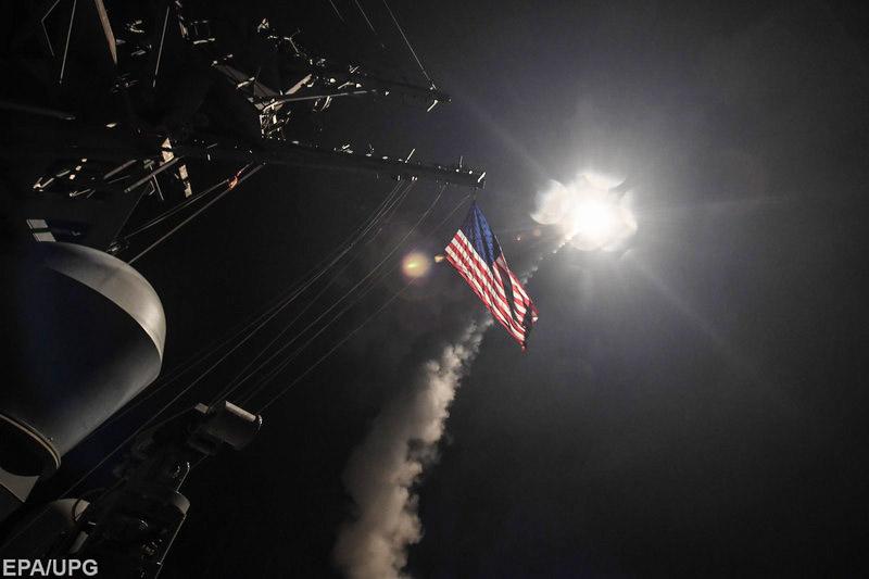 На прямое лобовое столкновение с Россией США не пойдут