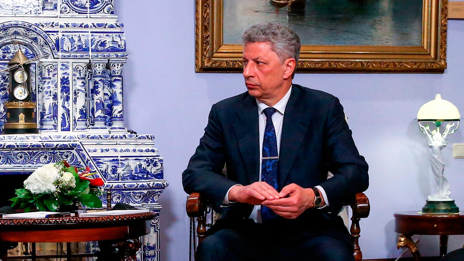 Игорь Петренко о встрече Бойко с Медведевым и Миллером