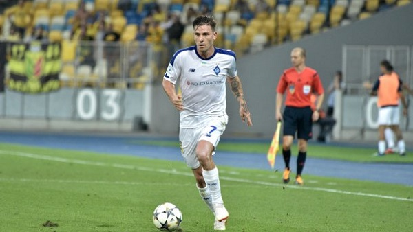 Кияни грали зі шведським клубом у матчі Ліги Європи