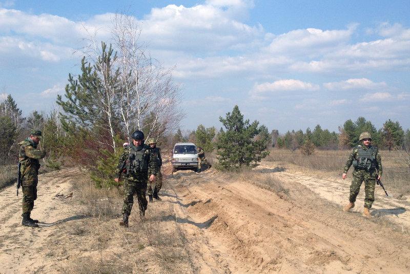 Большинство жителей прифронтовых сел не готовы покидать свои дома в случае новых боев