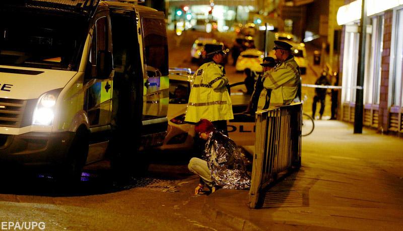 """""""Апостроф"""" собрал подробности теракта в Манчестере"""