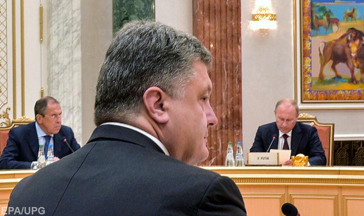 Украина должна воспользоваться шансом и предложить свою дорожную карту по Минску