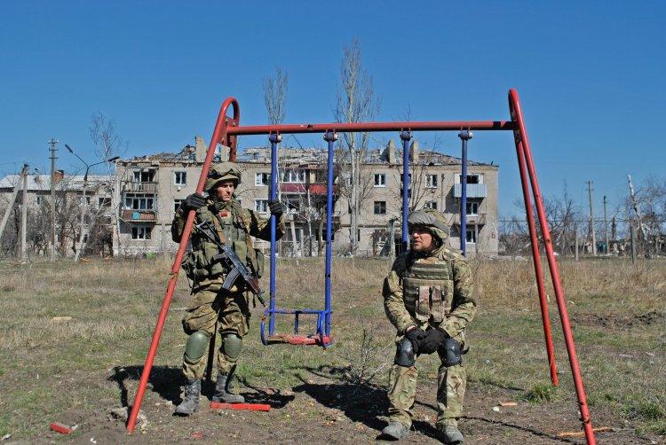 В Stratfor назвали четыре причины того, почему война на Донбассе не закончится в этом году