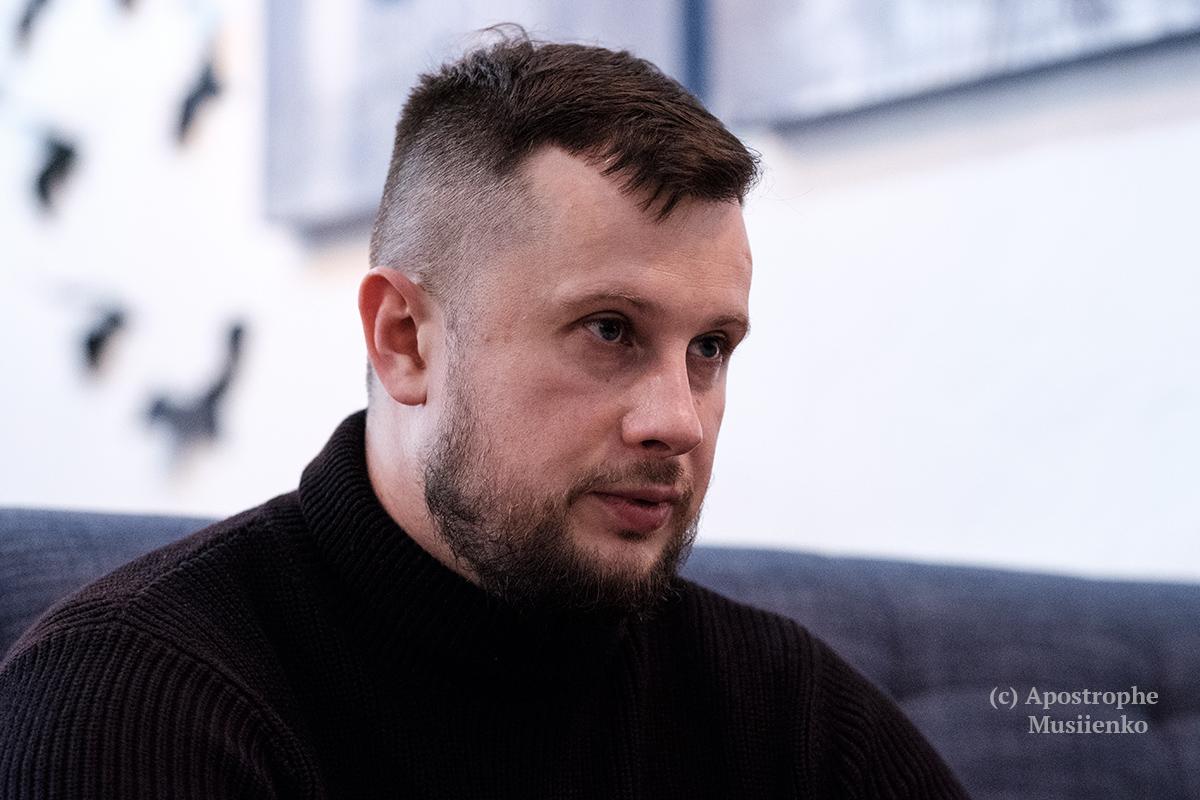 Екс-комбат впевнений, що Україні потрібно робити ставку на Балто-Чорноморський союз, а не ЄС