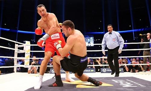 Чемпион мира провел против Кубрата Пулева один из самых зрелищных боев в карьере