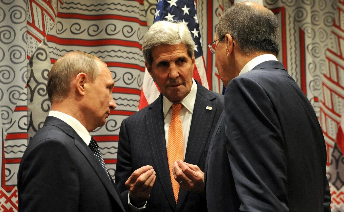 Зачем Россия ввязалась в войну в Сирии?