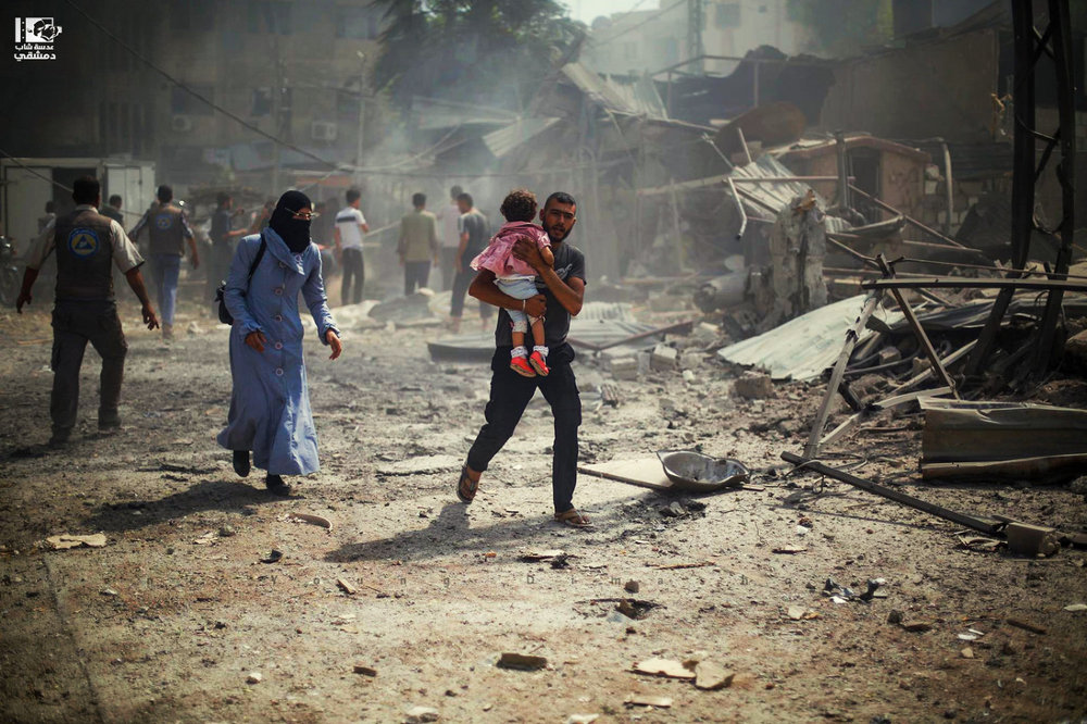 Оба конфликта не могут быть завершены путем простого прекращения огня