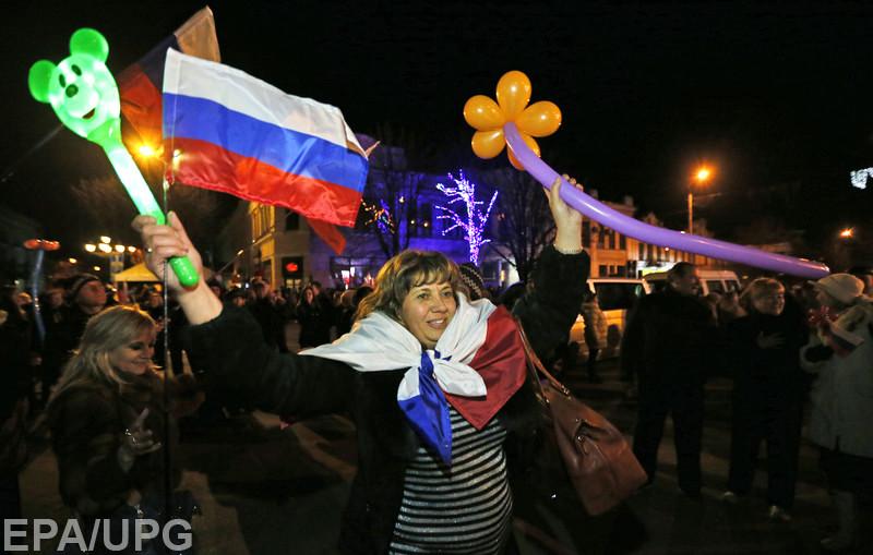 Блогеры вспомнили, как проходило незаконное голосование в Крыму