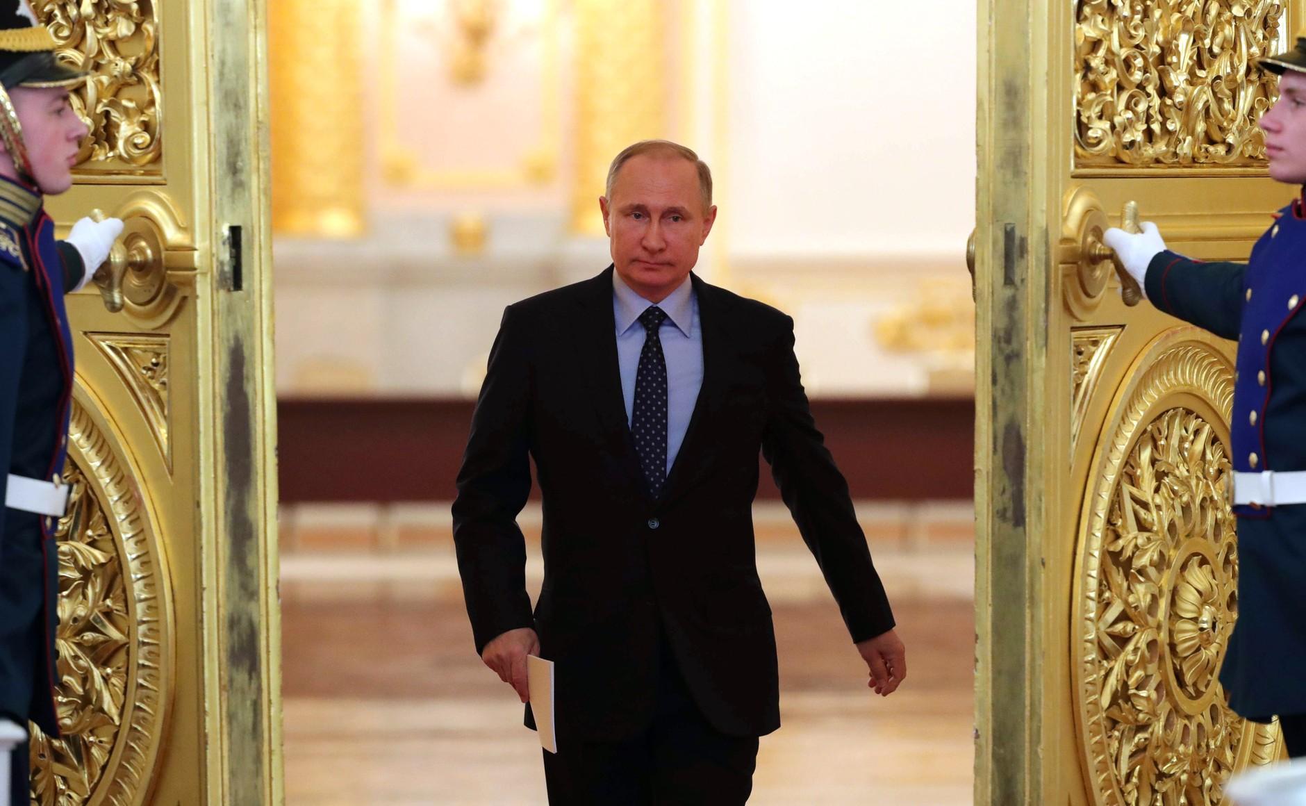 Встречи и разговоры президента РФ с мировыми лидерами предназначались для внутренней аудитории