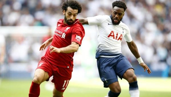 Online футбол ливерпуль тоттенхэм