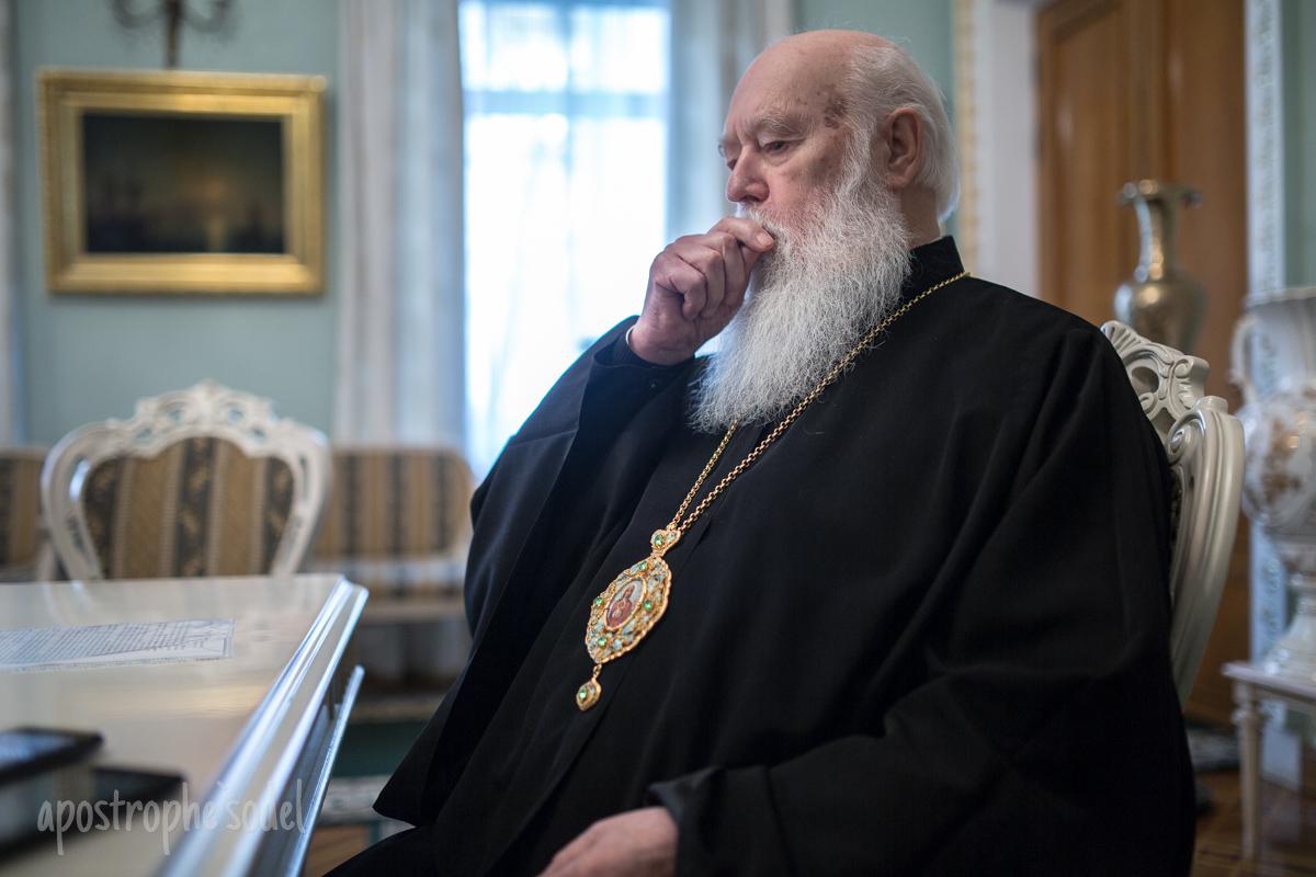 Агрессия против Украины - это грех, который не останется безнаказанным
