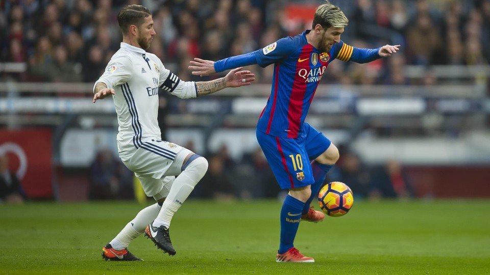 В Мадриде прошел главный поединок испанского футбола