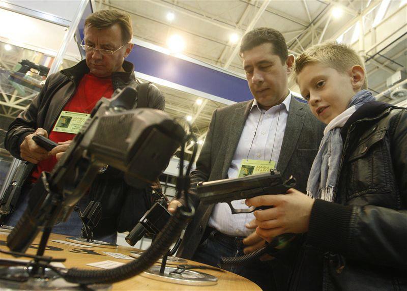 В Раде зарегистрирован еще один законопроект о свободном ношении огнестрельного оружия
