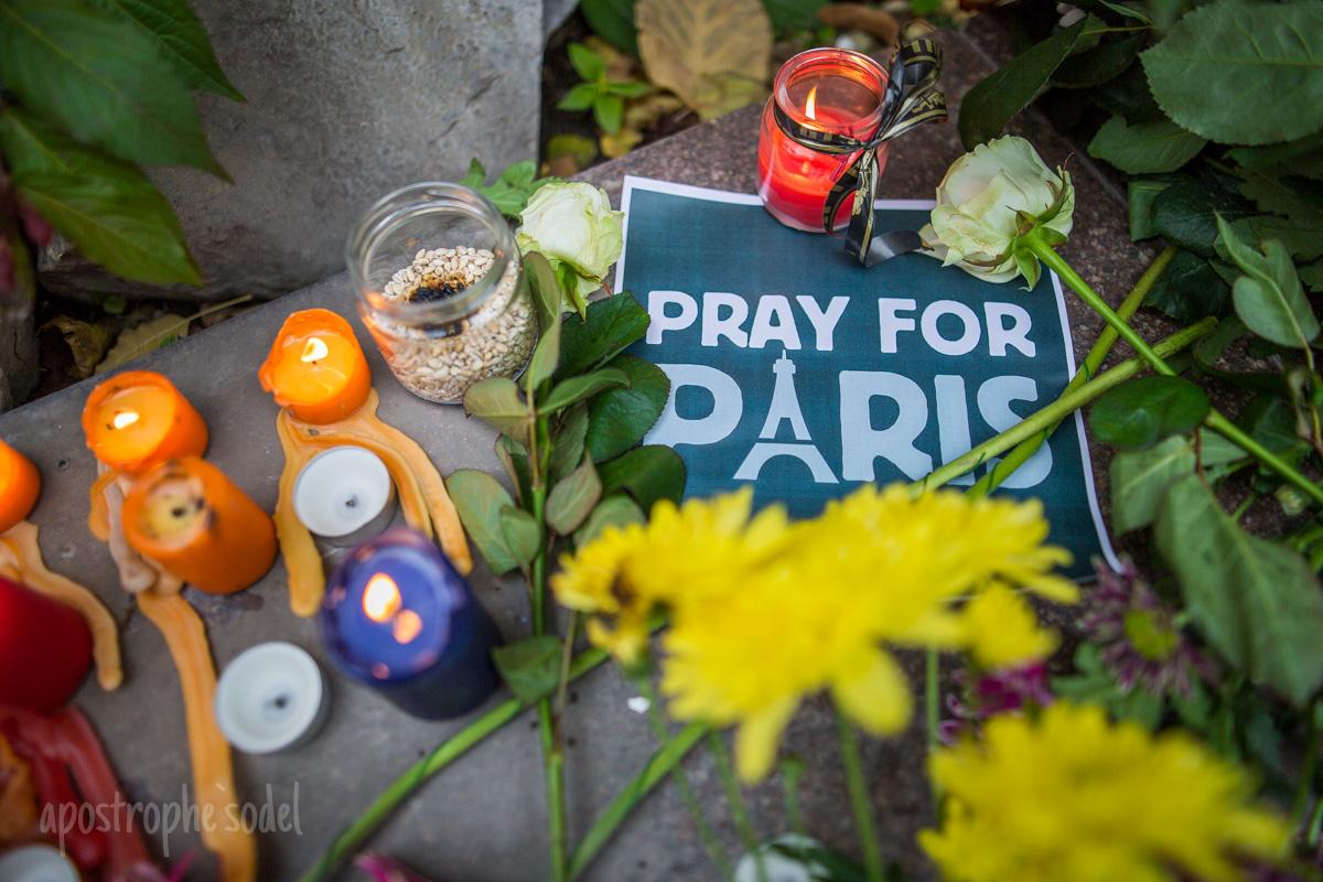 Пользователи соцсетей обсуждают серию терактов, произошедших в столице Франции