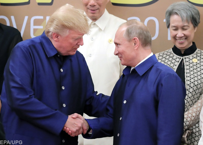 Трамп понимает, что встреча с Путиным ослабит его позиции