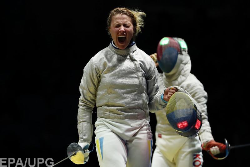 В Рио-де-Жанейро украинцы завоевали всего 11 медалей в 8 видах спорта