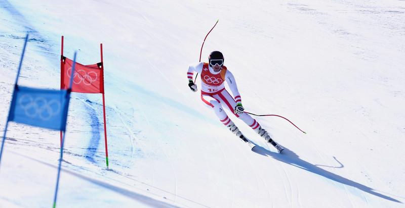 16 февраля в Пхенчхане разыграли 7 комплектов медалей