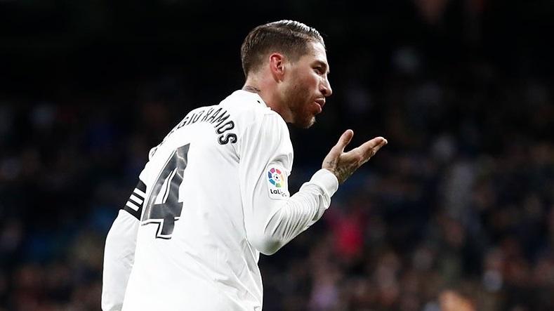 Аякс принимал Реал в рамках 1/8 финала главного клубного турнира Европы
