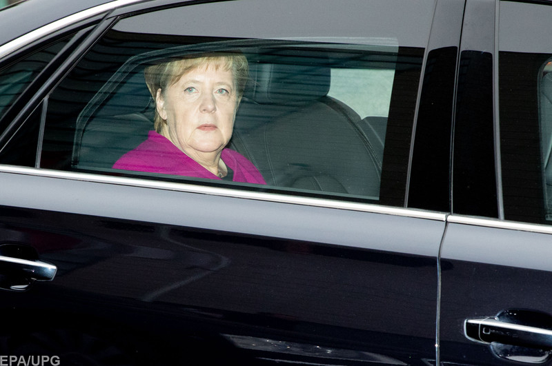 Меркель встретится не только с Порошенко, но и с Тимошенко