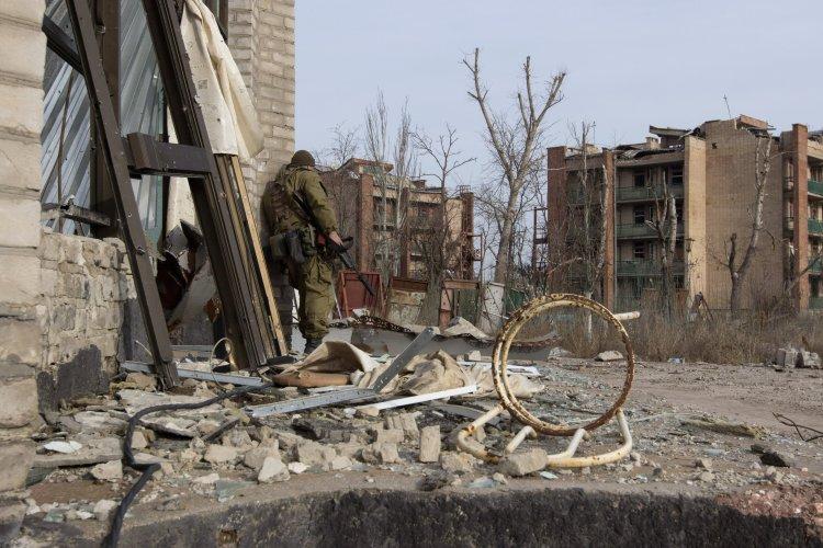 О потерях войск Путина в первые месяцы войны на Донбассе