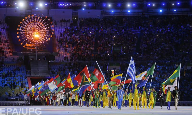 Украина увезет из Рио 11 медалей