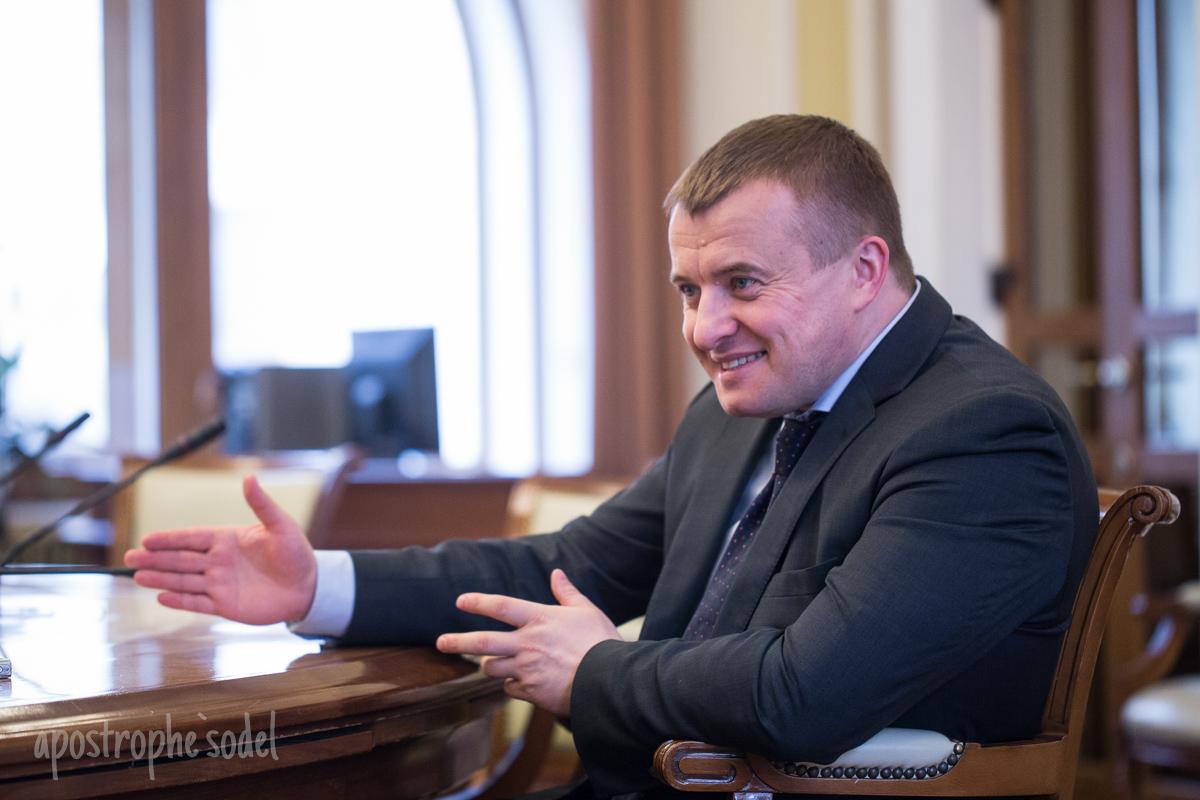 Глава Минэнергоугля рассказал, что уже подобрал команду на случай, если сохранит портфель в правительстве