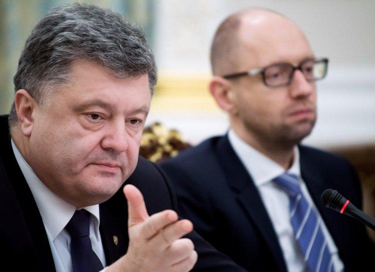 У Порошенко проблемы на Западе, а в Украине ему готовят новый «фронт»
