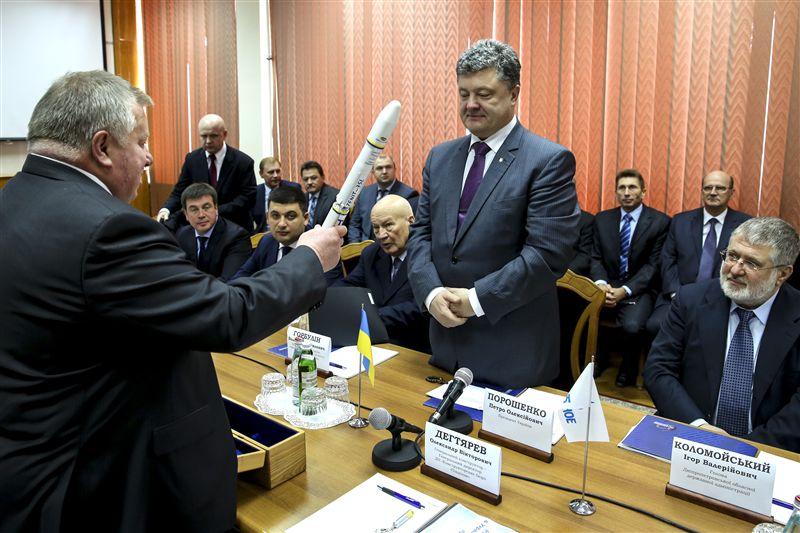 В администрации президента всерьез недовольны деятельностью Коломойского