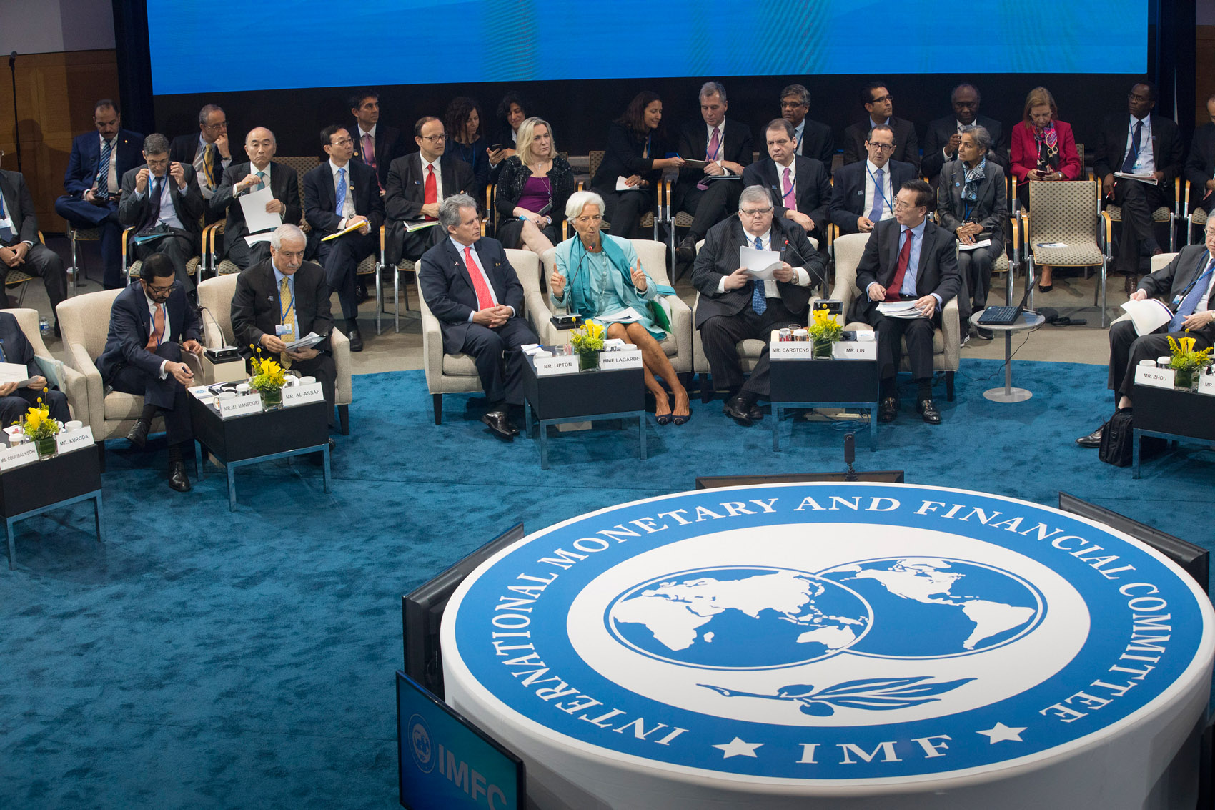 Нет программы с МВФ – нет всех других программ международных финансовых институций