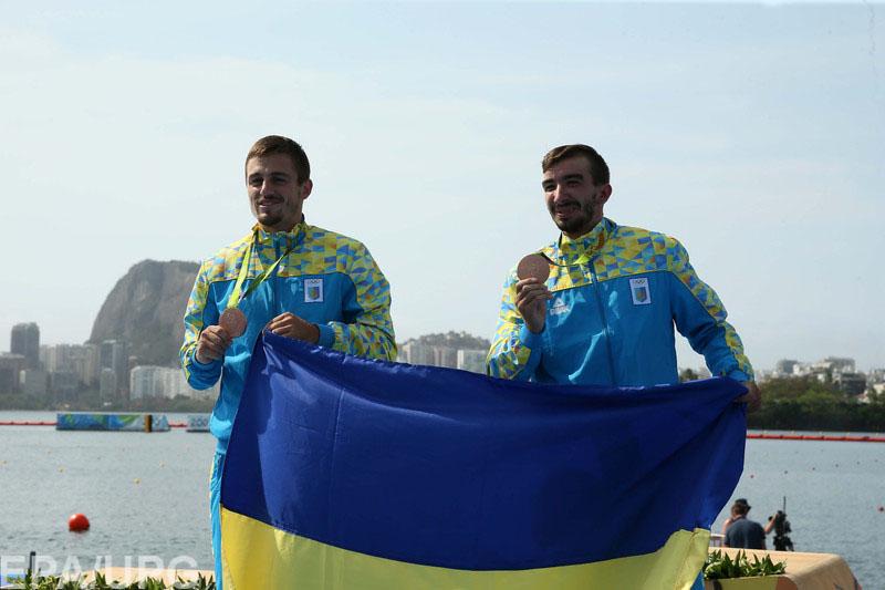 Предпоследний день XXXI летней Олимпиады удачно прошел для Украины