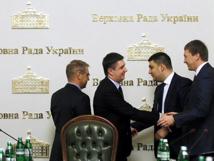 Народные депутаты нового созыва решили приступить к работе 27 ноября