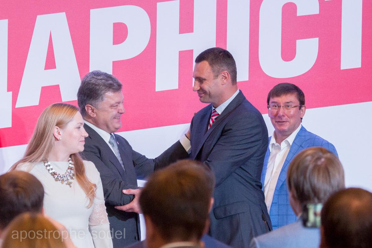 Чего ждать от объединения политсил президента и мэра Киева?