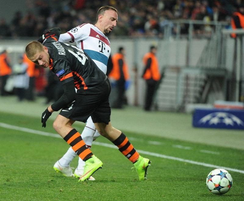 Дончане сыграли первый матч с мюнхенским Bayern со счетом 0:0