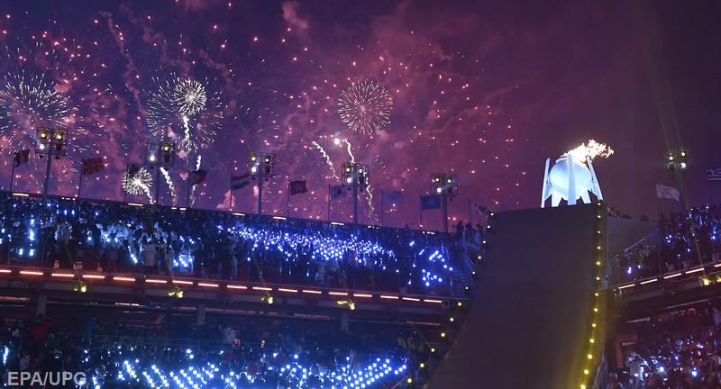 В Пхенчхане стартовали Зимние Олимпийские игры 2018 года