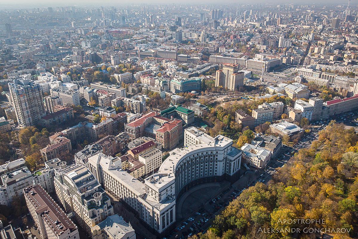 Київська влада підготувала новий Генплан столиці