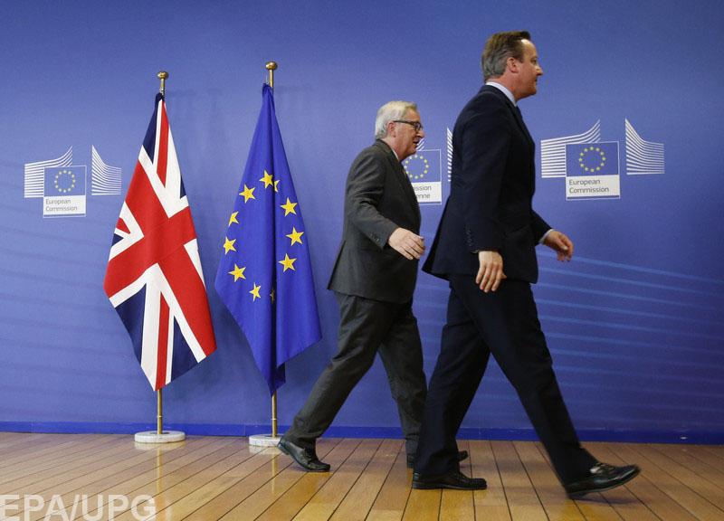 Ситуация в Британии отодвинет на второй план решение проблем, связанных с ратификацией Соглашения ооб Ассоциации между Украиной и ЕС