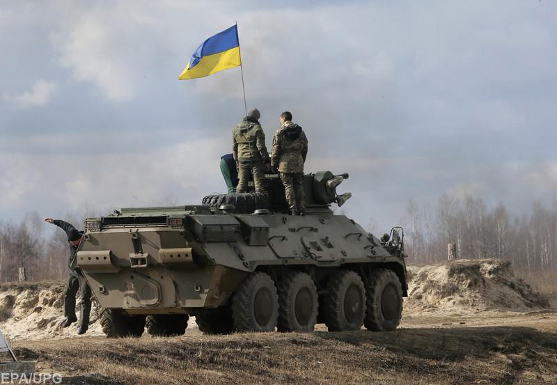 На Донбасі підірвався боєць ЗСУ