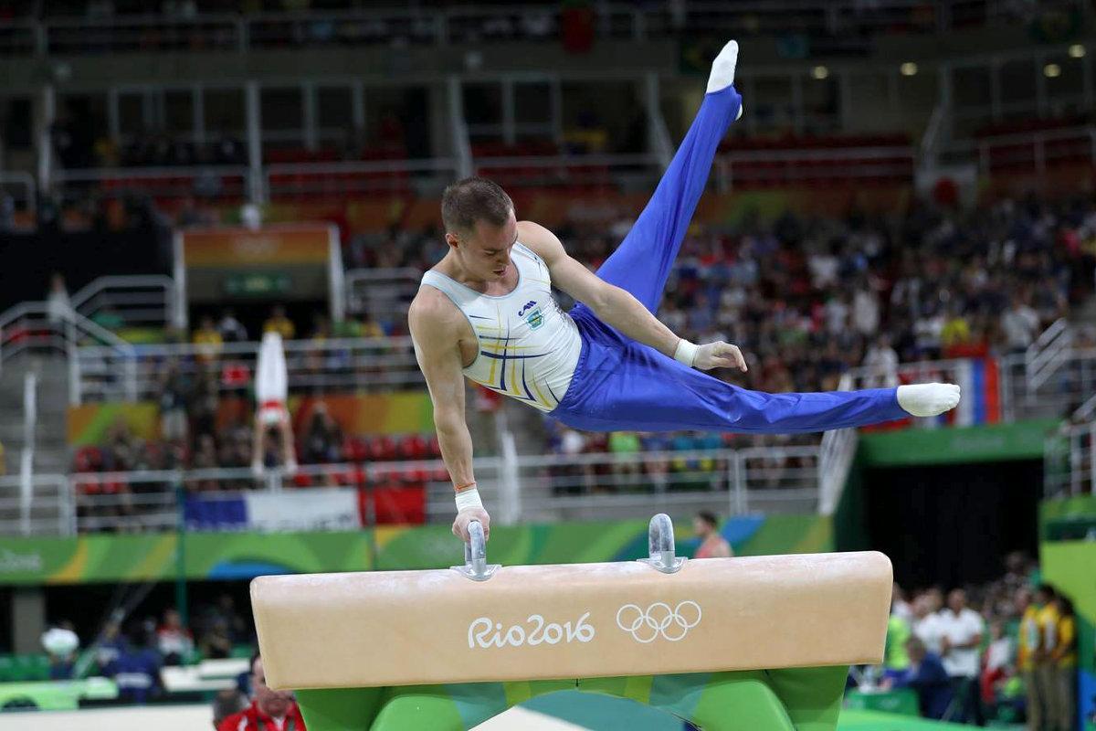10 августа Олег Верняев завоевал еще одну медаль для Украины