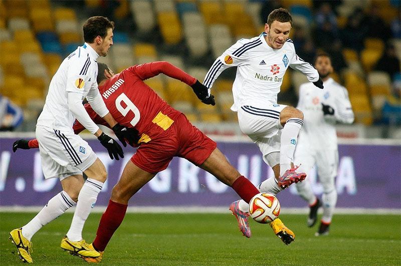 Киевляне выиграли у Rio Ave 2:0 и вышли в 1/16 финала Лиги Европы