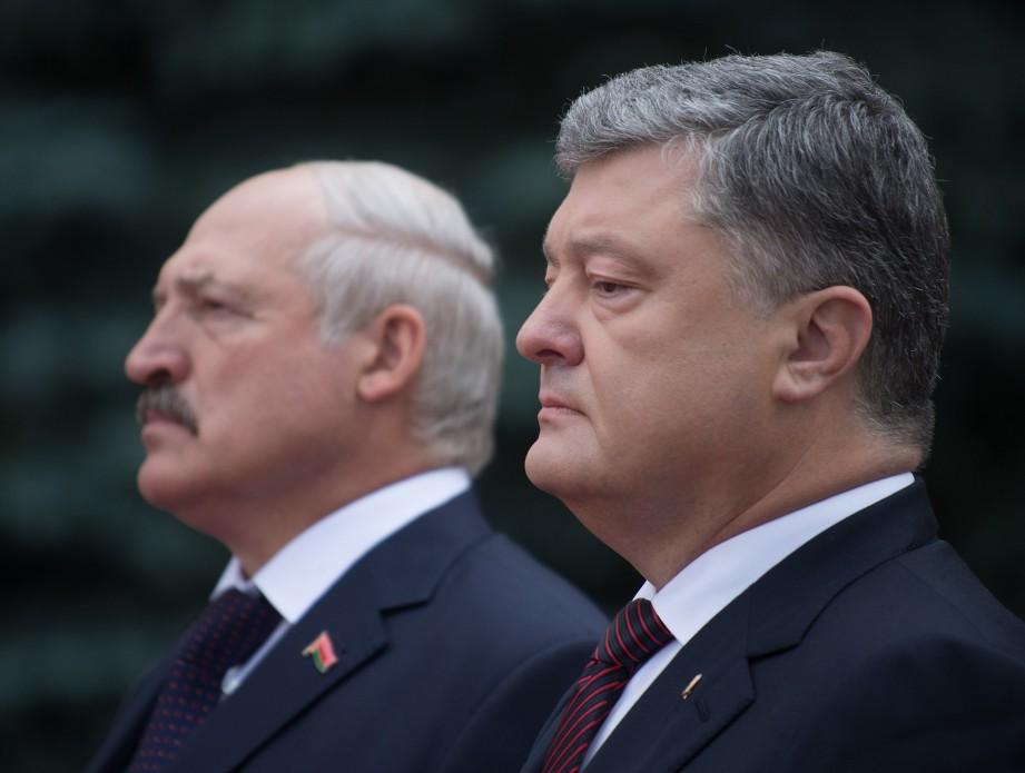 Фактически Лукашенко признал, что проблема не в ДНР и ЛНР, а в России