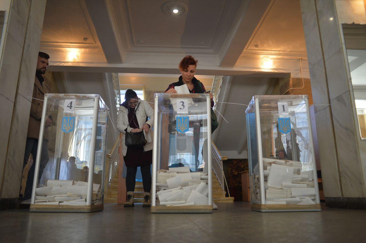 31 марта состоялся первый тур выборов президента Украины