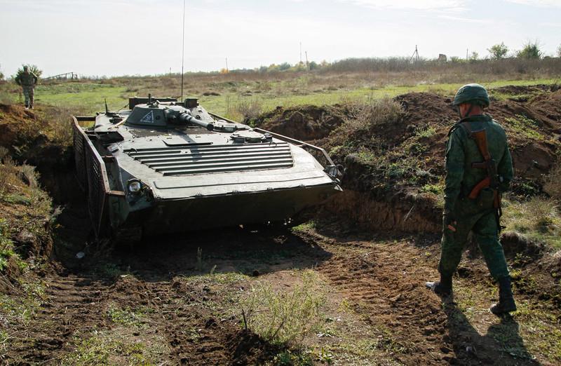 Юрий Карин о том, что Кремль понял насчет боевиков Донбасса