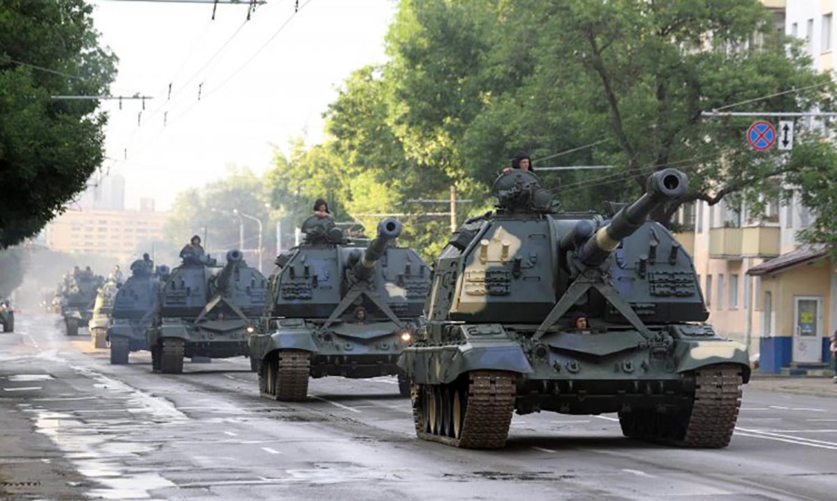 З'явився новий напрямок, звідки російські війська можуть загрожувати Україні