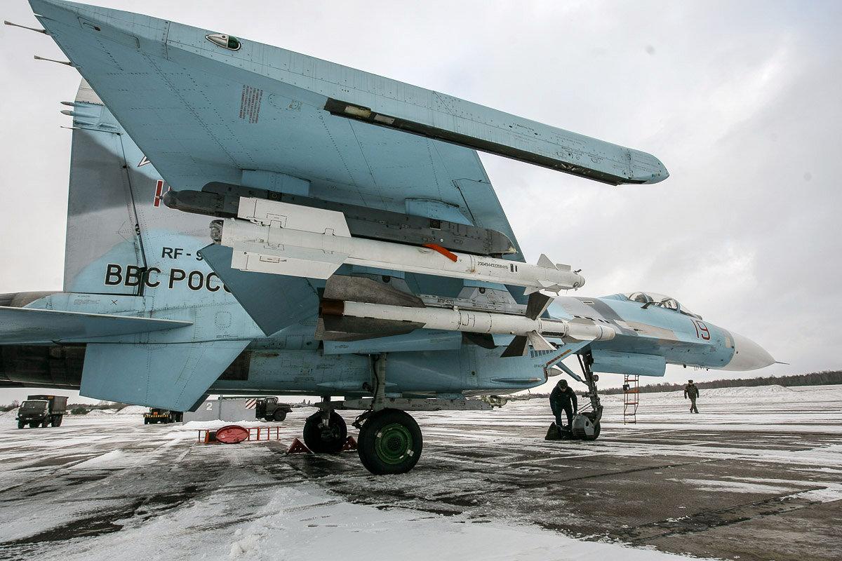 Лукашенко сопротивляется планам Кремля разместить авиабазу в Бобруйске