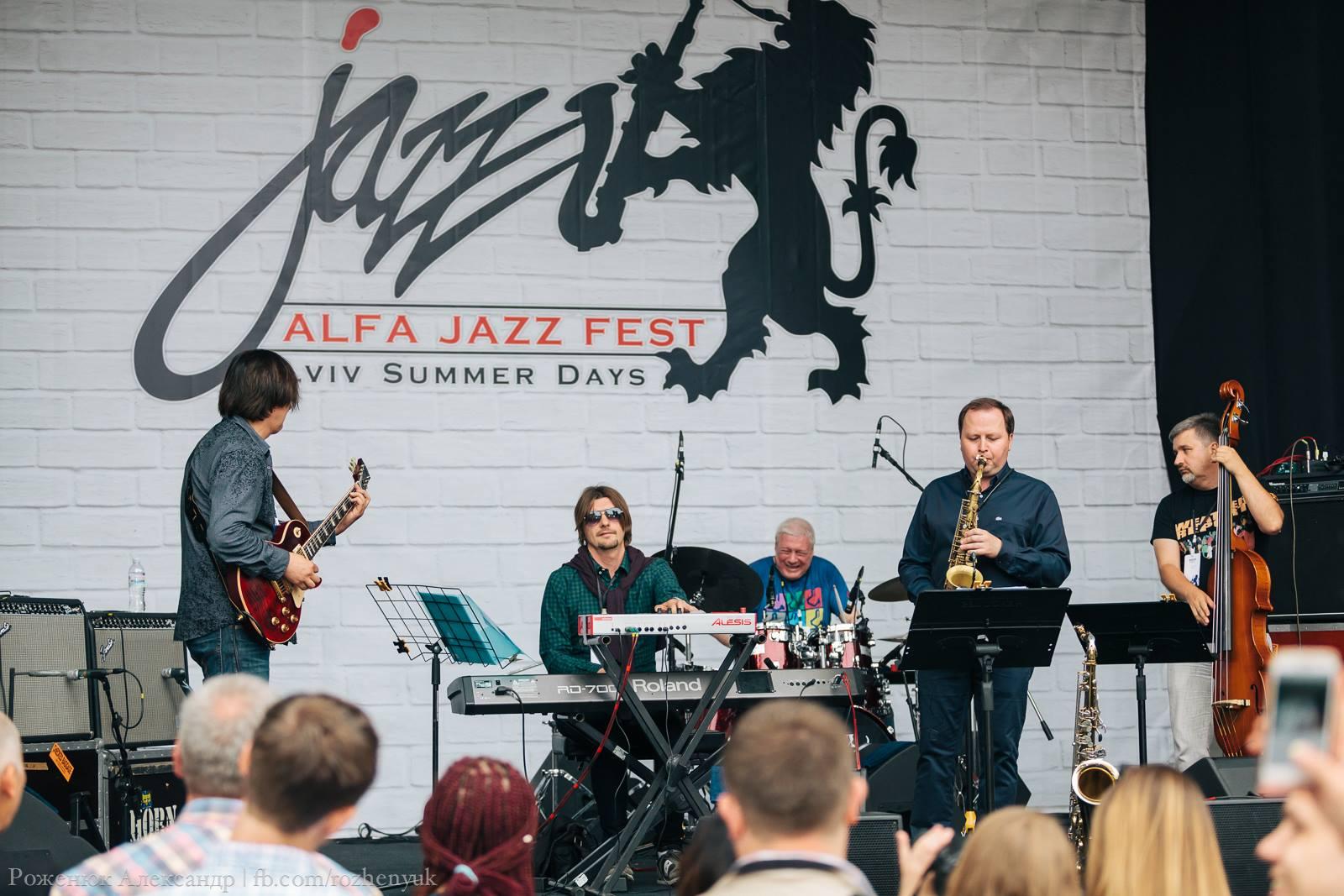 Противникам фестиваля в очередной раз напомнили, что джаз - аполитичен