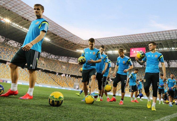 5 сентября украинцы сыграли седьмой матч отбора на Евро-2016
