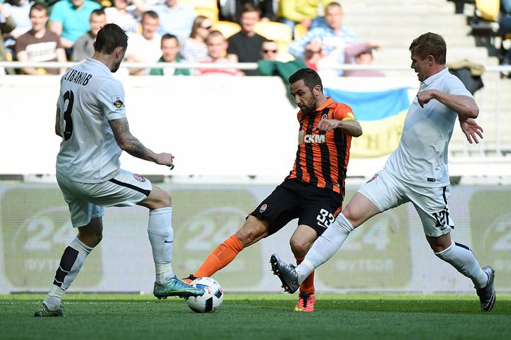 Дончане победили луганчан и стали обладателями Кубка Украины