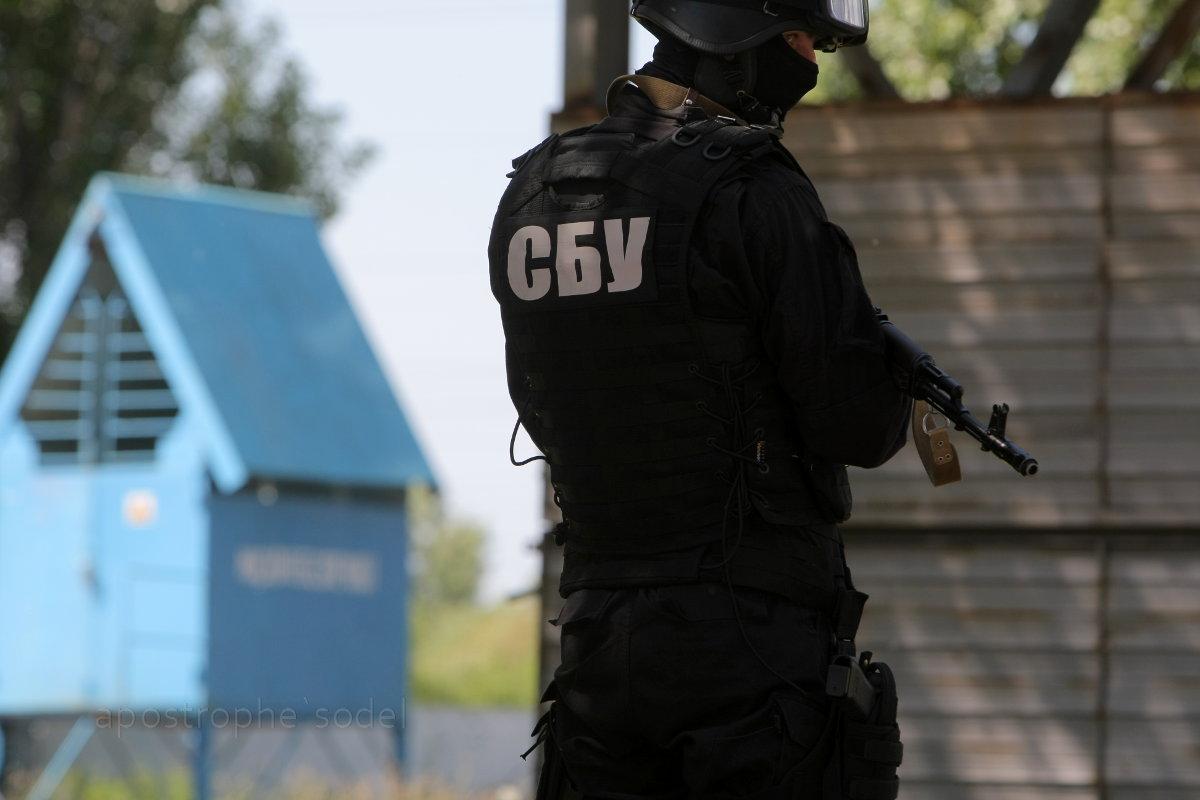 СБУ затримала на Донеччині бойовика