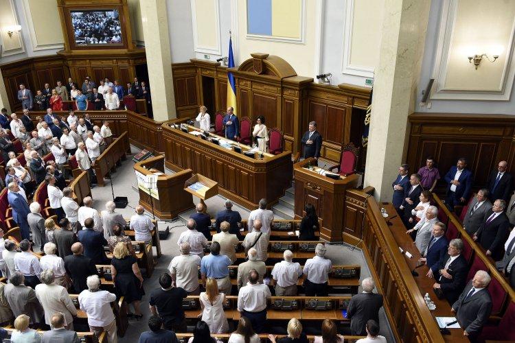 Парламентская осень обещает быть непростой, но пока депутаты даже не согласовали повестку дня новой сессии